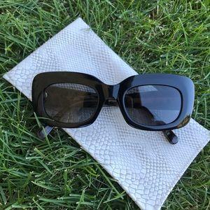 D'Blanc x Amuse Society Elsewhere sunglasses